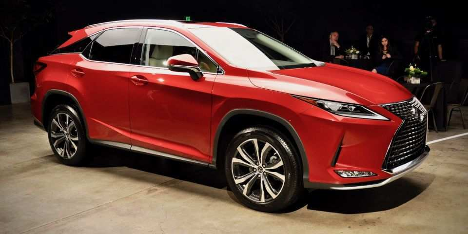 15 All New Lexus Rx 450H 2020 Wallpaper