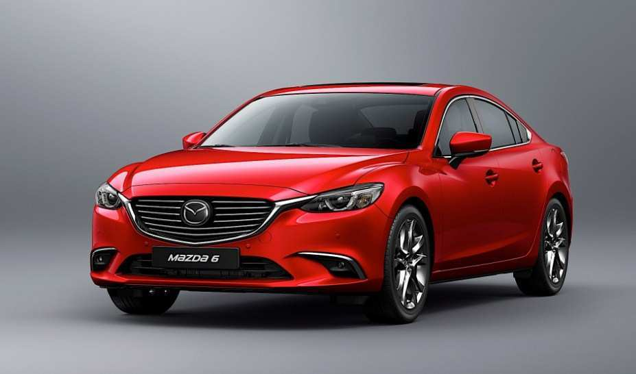 15 All New Mazda 6 Kombi 2020 Photos