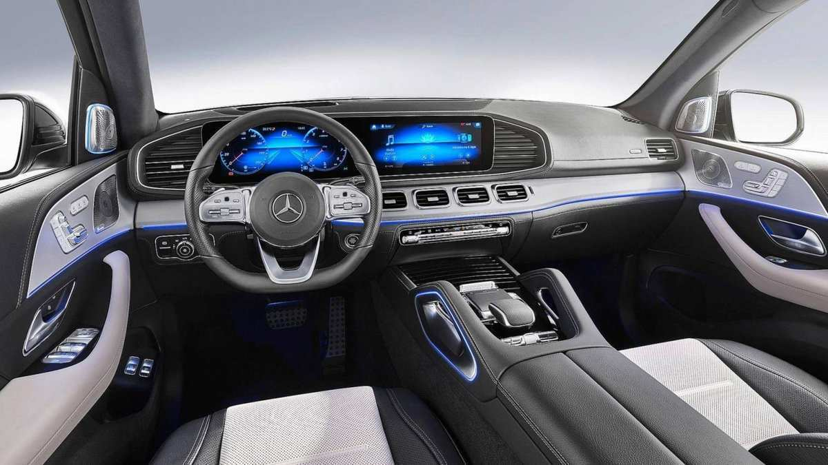 15 All New Mercedes Gle 2019 Interior Concept And Review