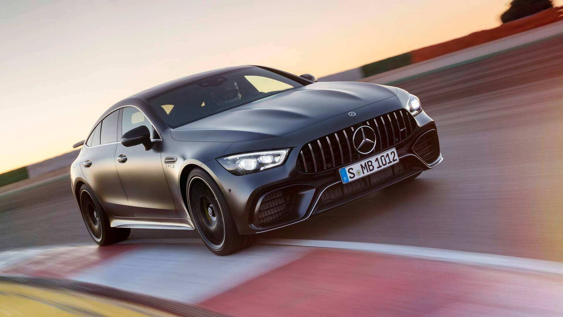 15 All New Mercedes Gt 2019 Pictures