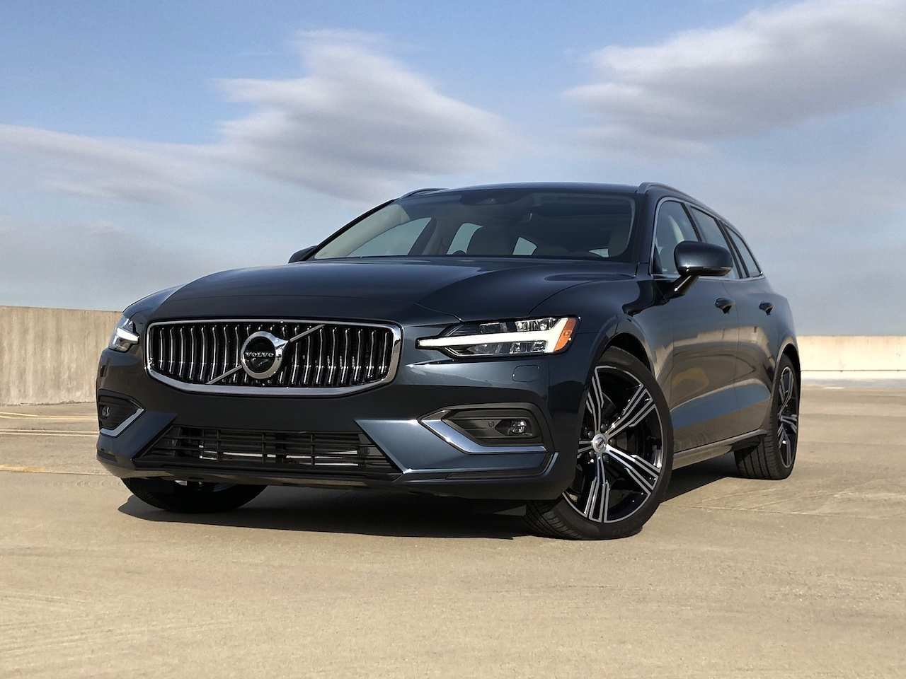 15 All New Volvo V60 2019 Redesign And Review