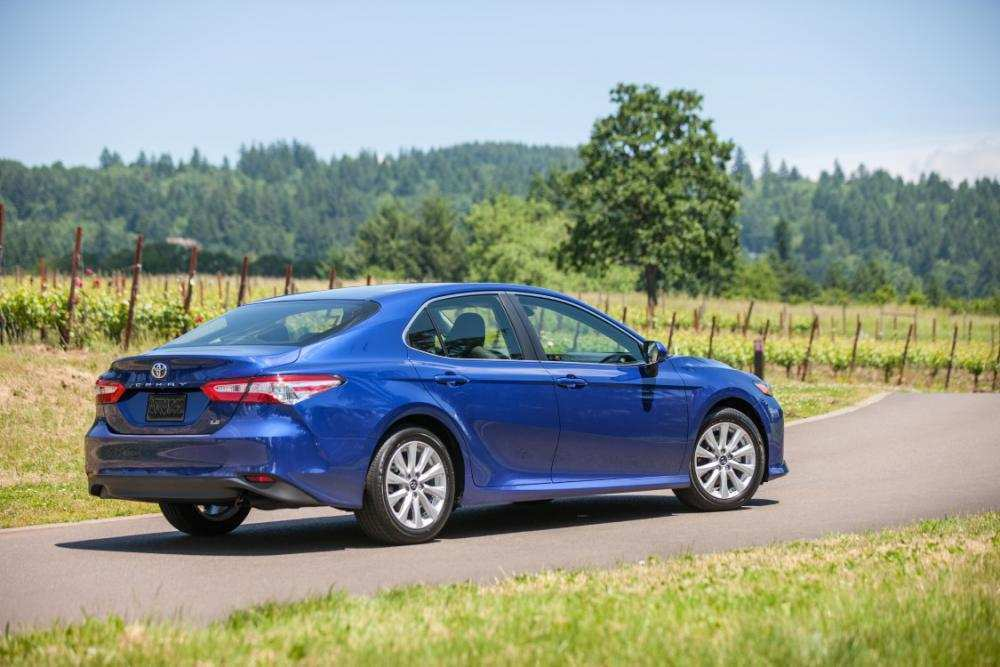15 Best 2019 All Toyota Camry Overview