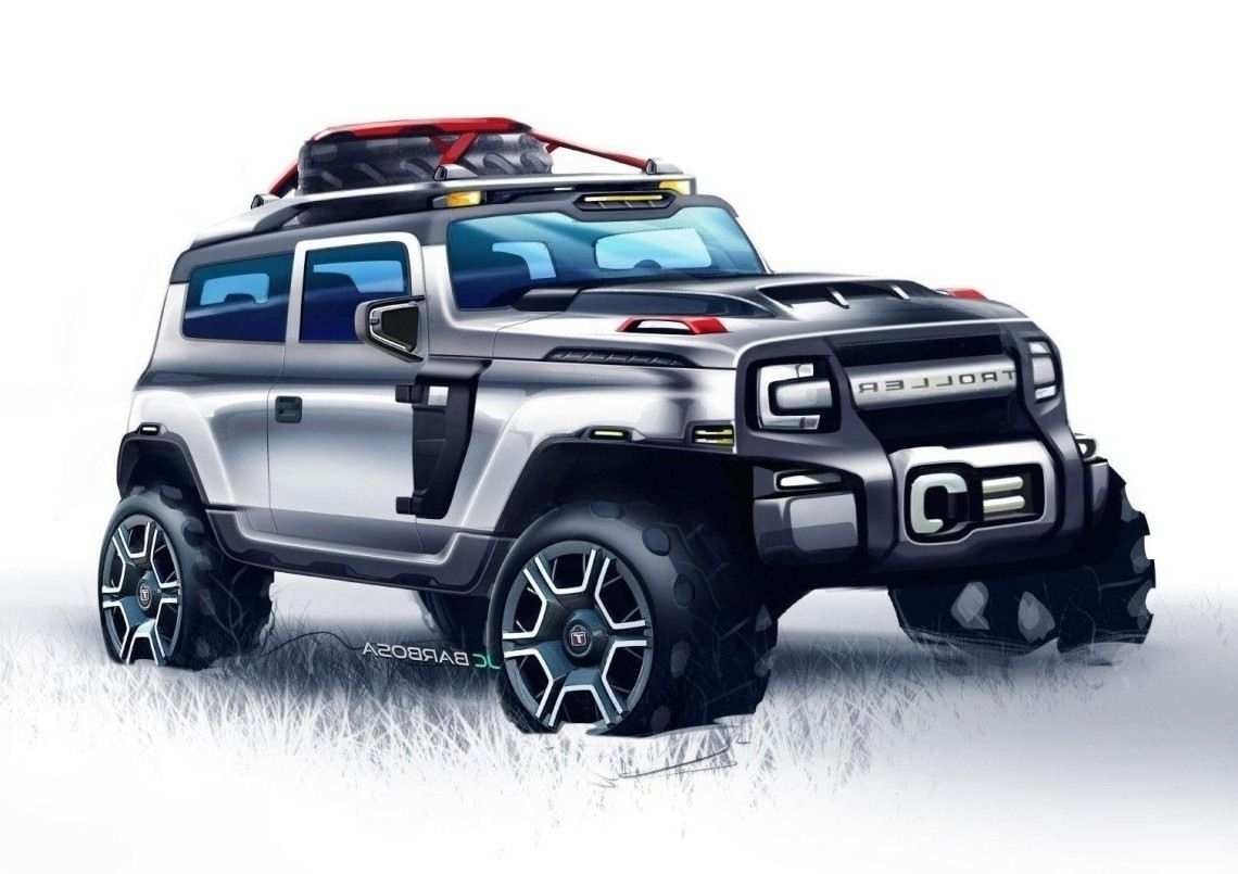 15 Best 2019 Ford Troller T4 Style