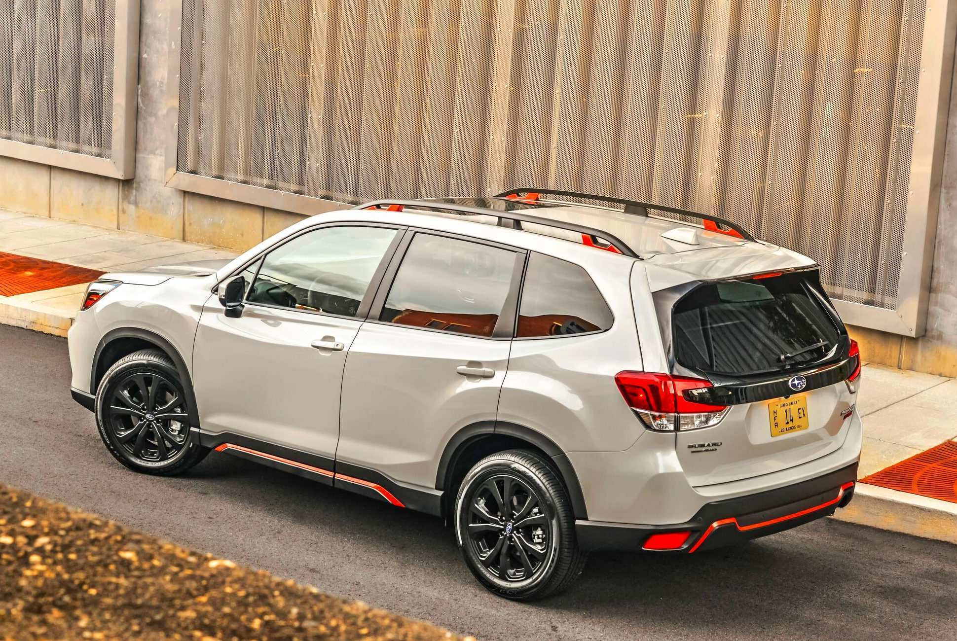 15 Best 2019 Subaru Forester Sport 2 Redesign And Concept