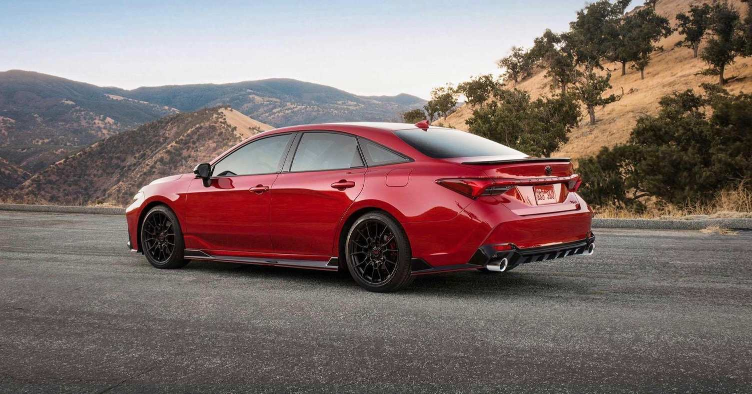 15 Best 2020 All Toyota Camry Specs