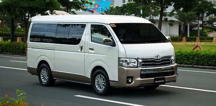 15 Best 2020 Toyota Hiace First Drive