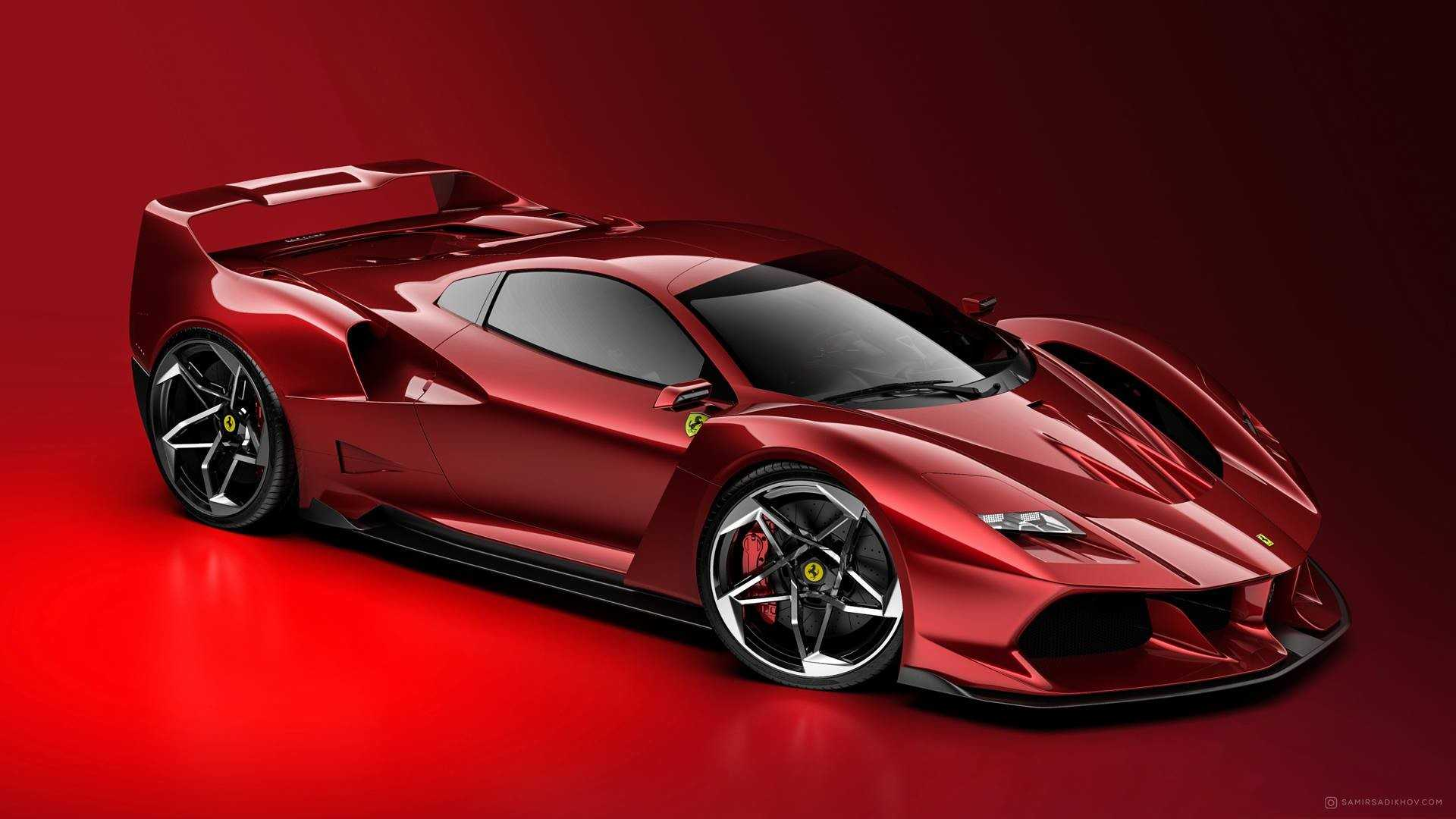 15 Best Ferrari R 2020 New Model And Performance