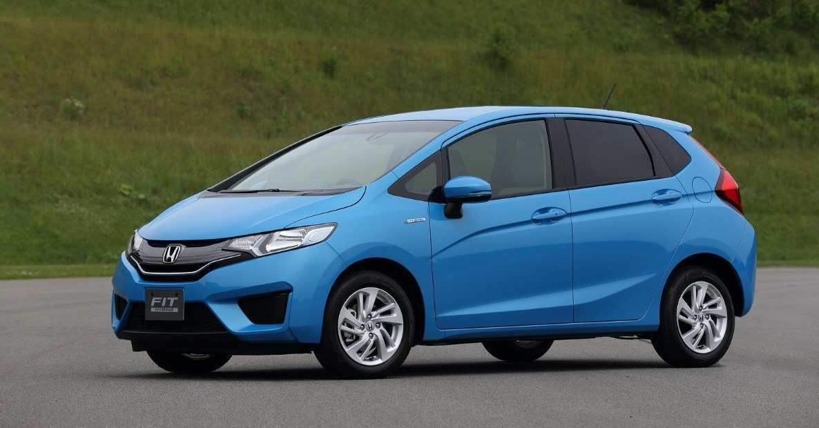 15 Best Honda Fit Electric 2020 Review