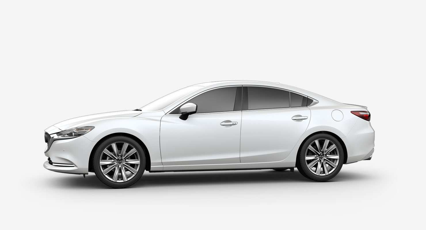 15 Best Mazda 6 2019 White First Drive
