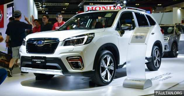 15 Best Subaru Forester 2019 Hybrid Prices