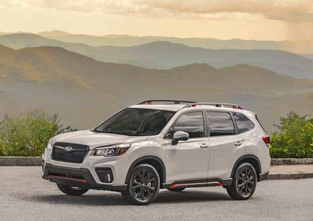 15 Best Subaru Forester 2020 History