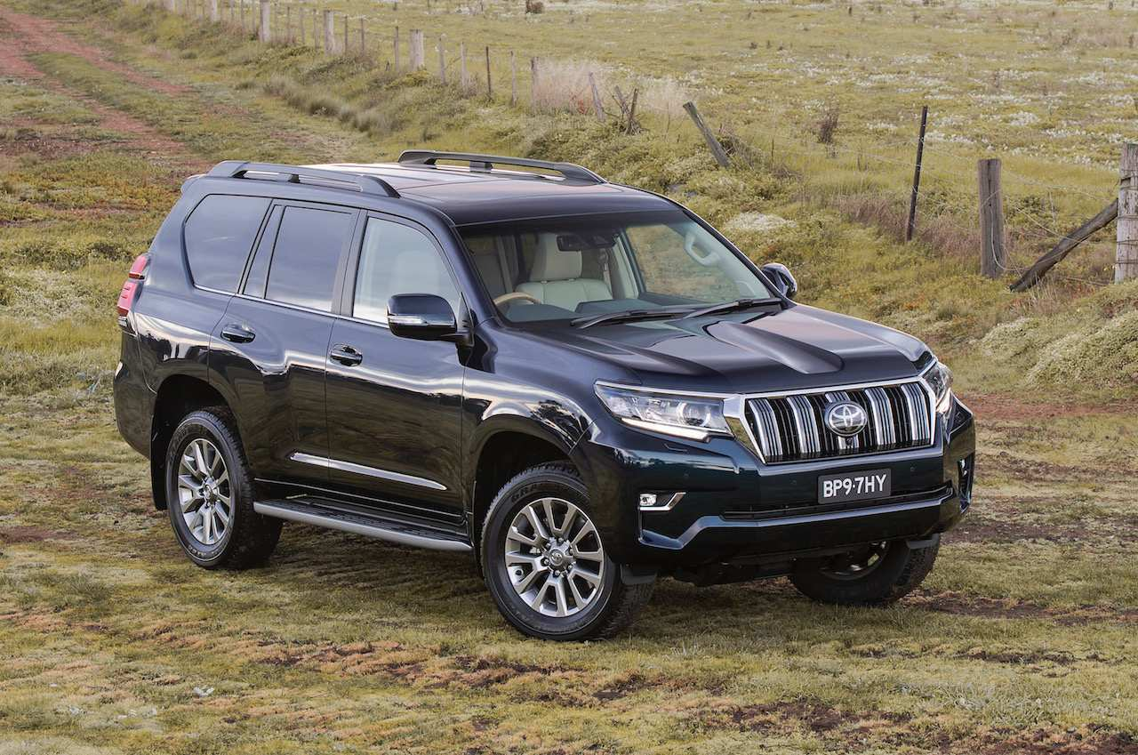 15 Best Toyota Prado 2019 Australia Model