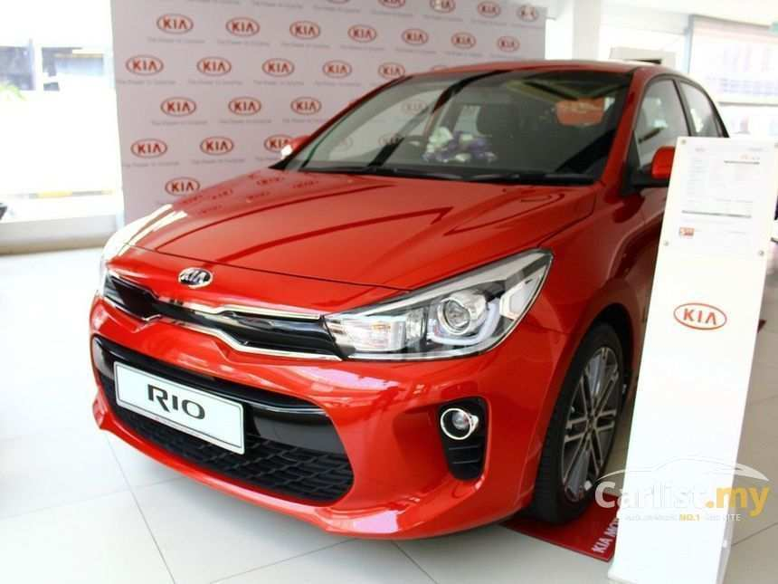 15 New 2019 All Kia Rio Overview