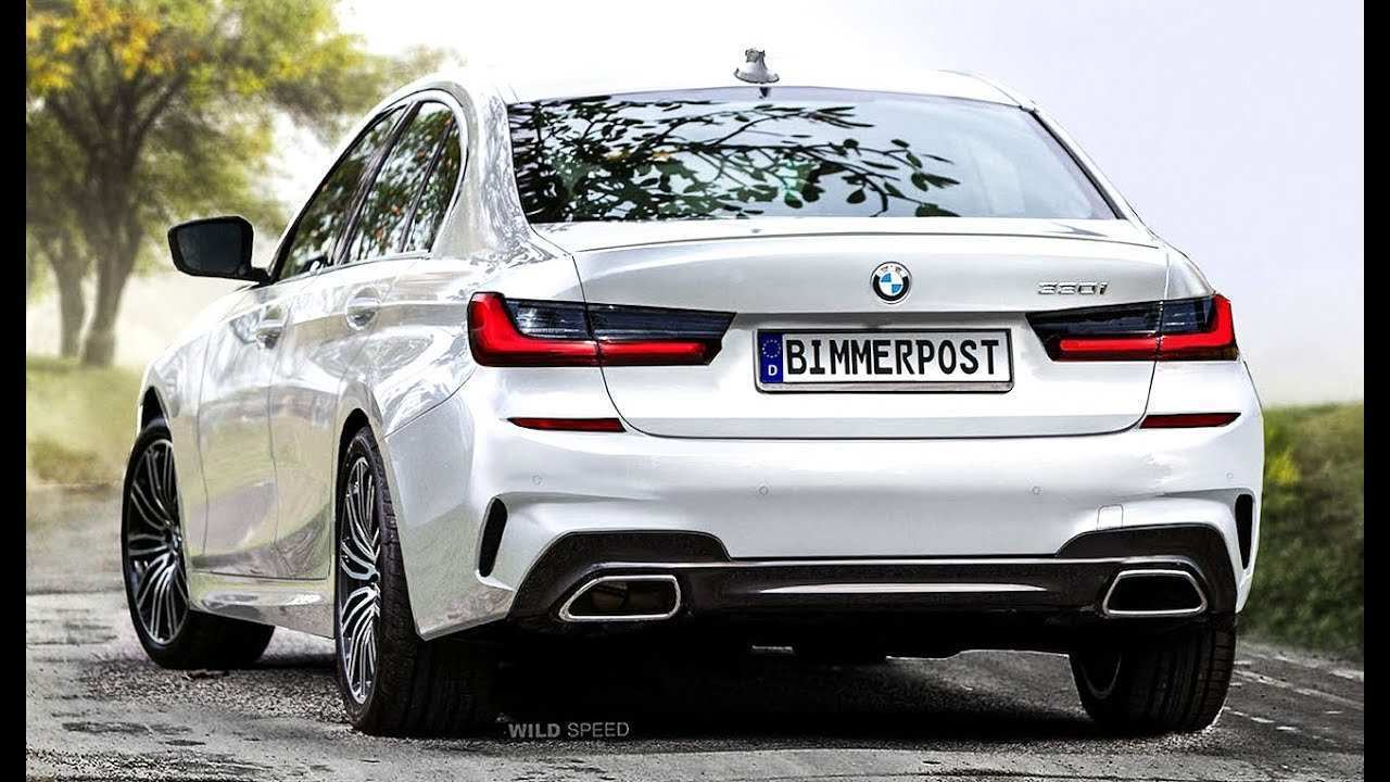 15 New 2019 BMW 3 Series New Concept