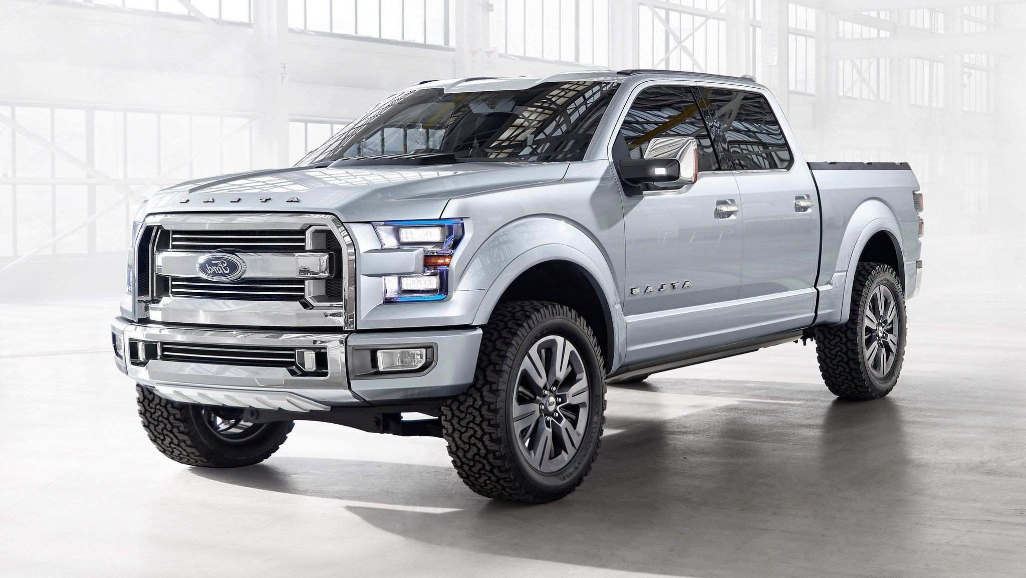 15 New 2019 Ford Atlas Wallpaper
