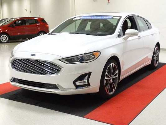 15 New 2019 Ford Fusion Pricing