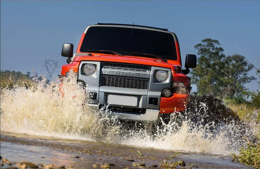 15 New 2019 Ford Troller T4 Redesign And Review