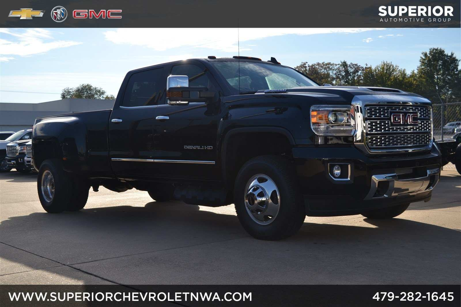 15 New 2019 GMC Denali 3500Hd Review And Release Date