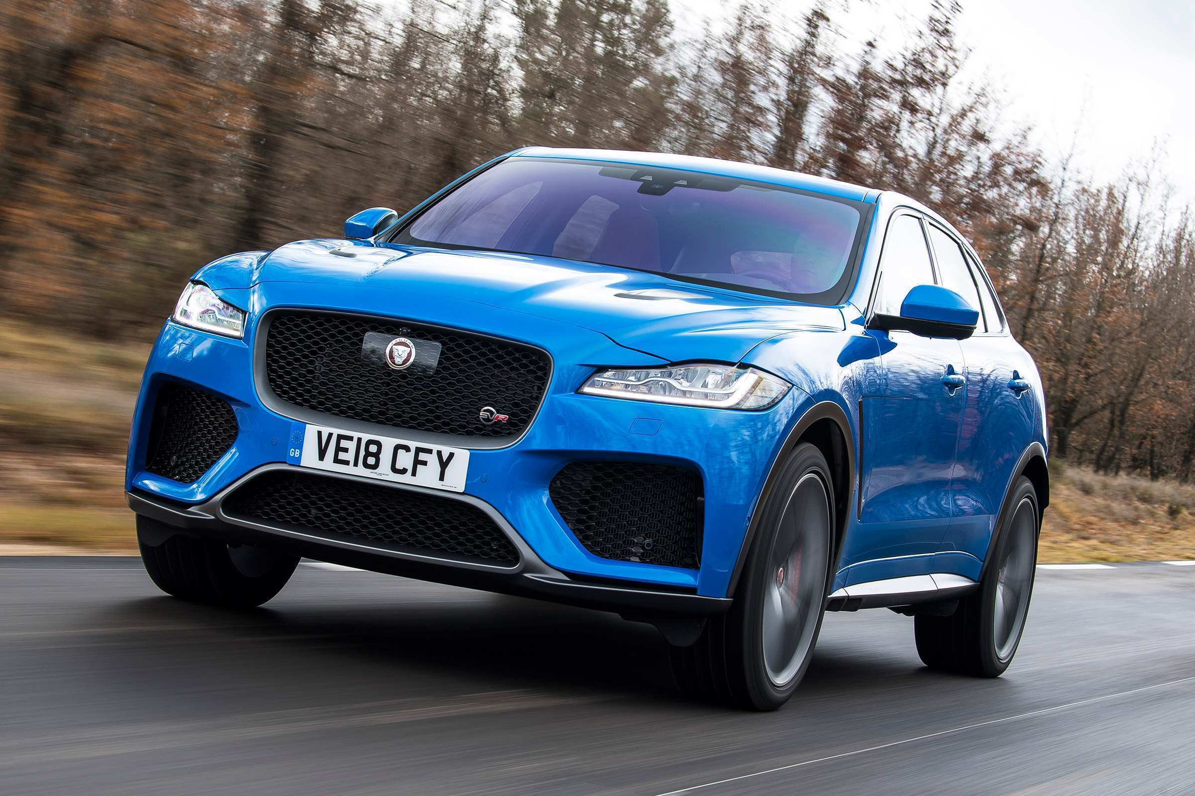 15 New 2019 Jaguar F Pace Svr 2 Model