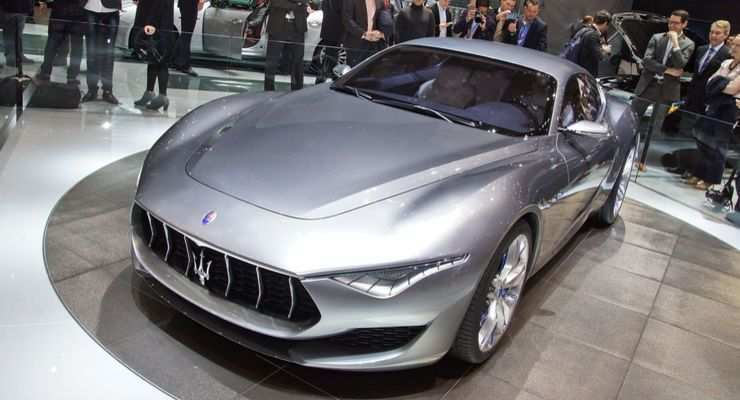 15 New 2019 Maserati Alfieris First Drive