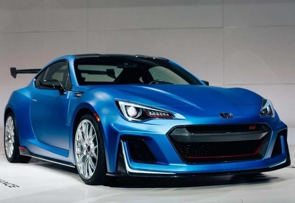 15 New 2019 Subaru Brz Sti Turbo Spesification