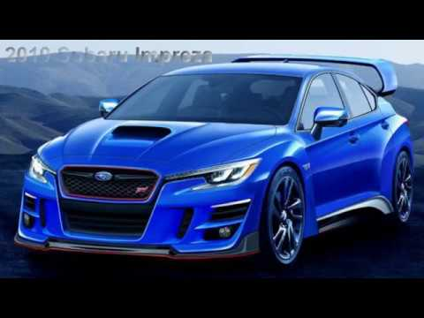 15 New 2019 Subaru Impreza Wrx New Model And Performance