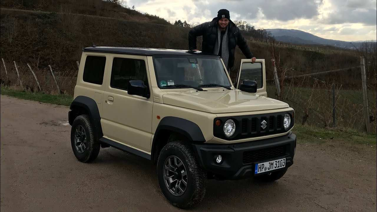 15 New 2019 Suzuki Jimny Model Price And Review