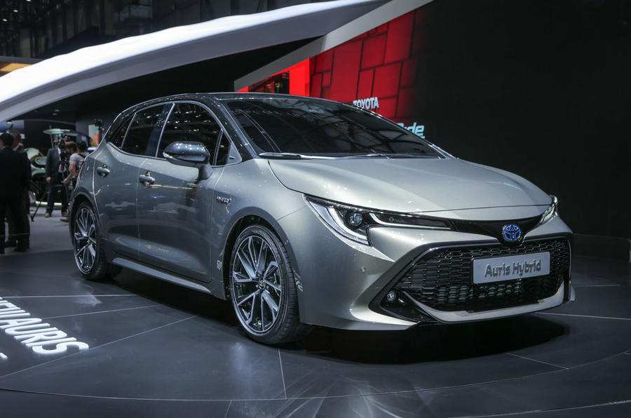 15 New 2019 Toyota Auris Model