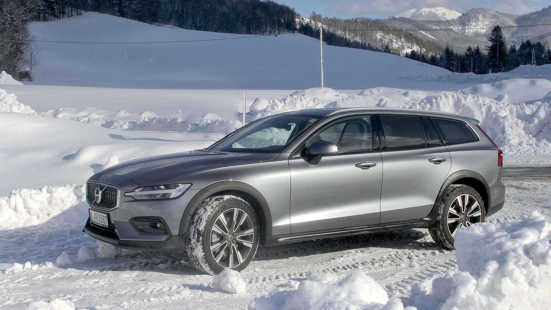 15 New 2019 Volvo V60 Cross Country Price Design And Review