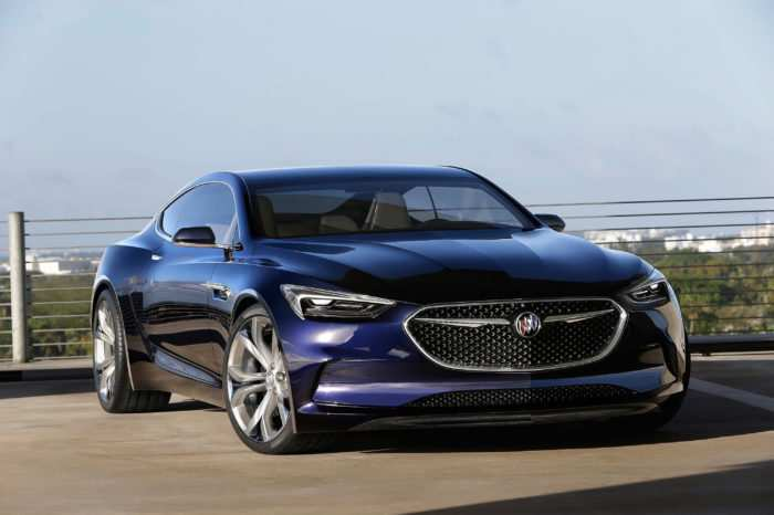 15 New 2020 Buick Regal Gs Coupe Release Date And Concept