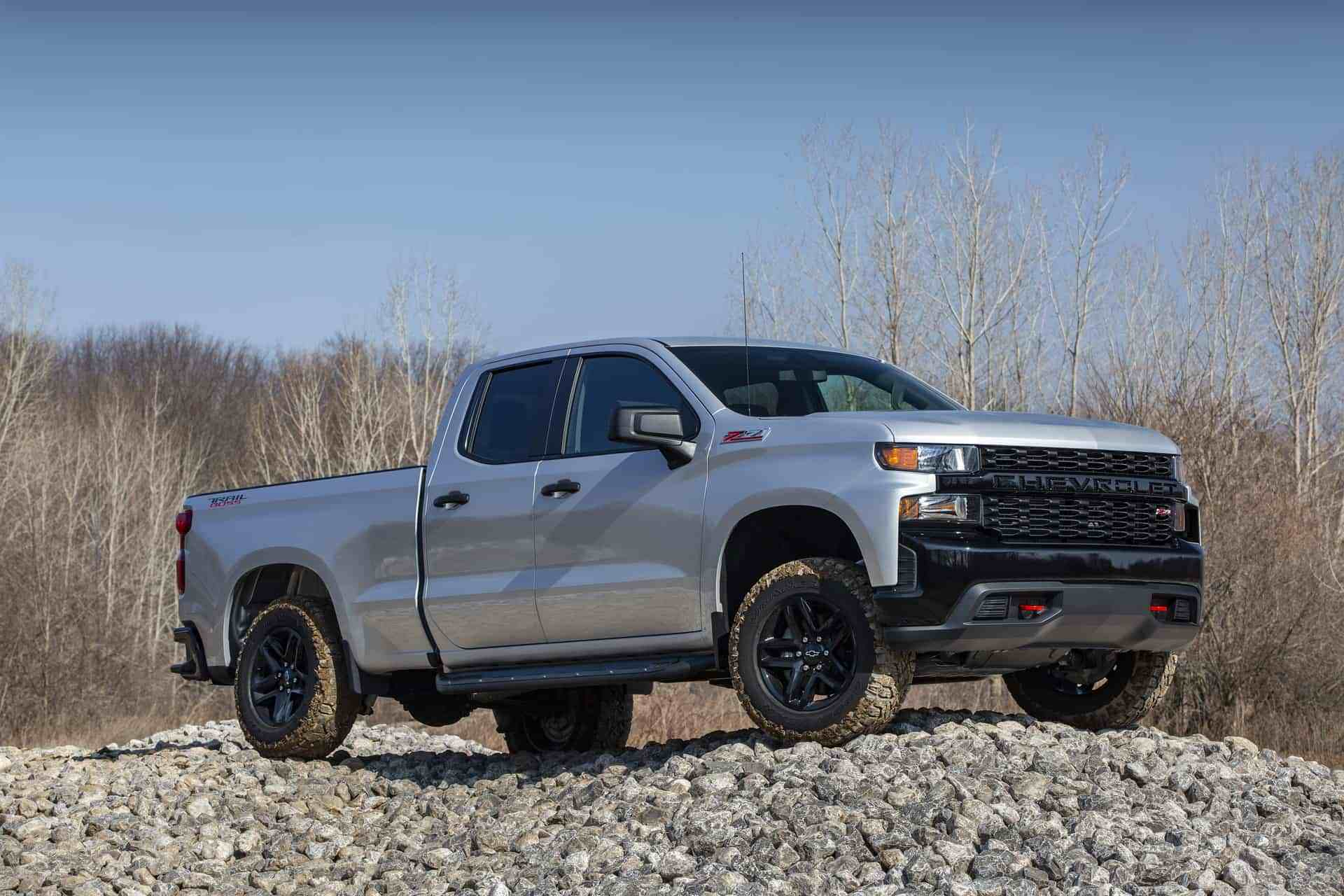 15 New 2020 Chevrolet Silverado Prices