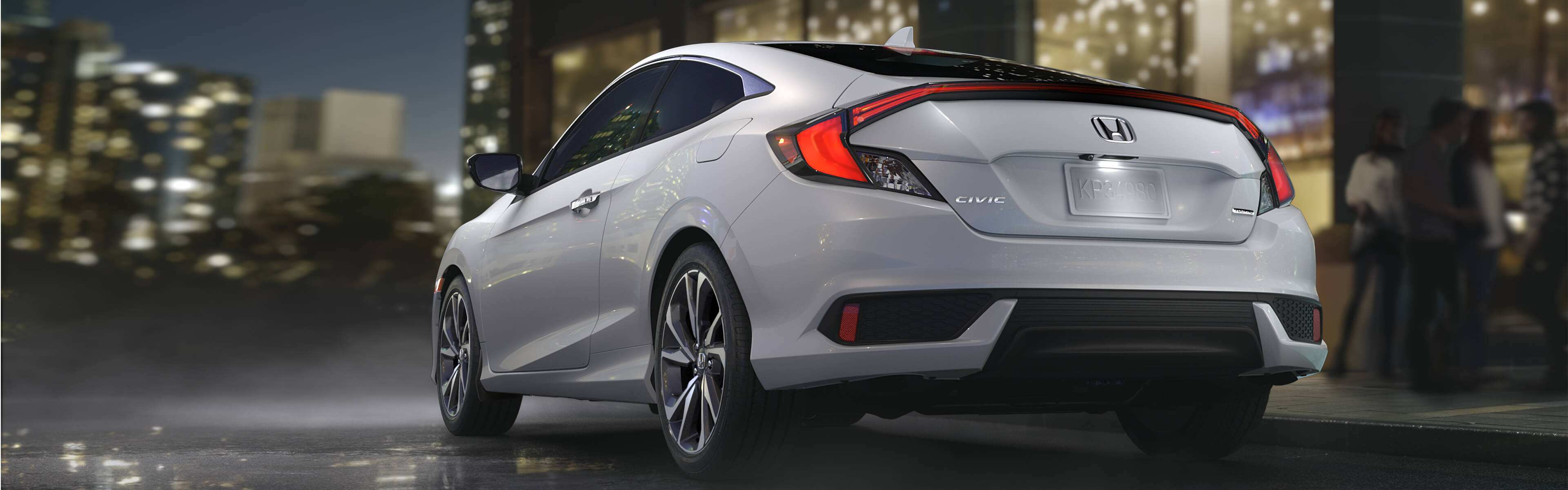 15 New 2020 Honda Civic Coupe Redesign And Concept