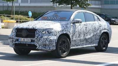 15 New 2020 Mercedes Gle Coupe New Model And Performance