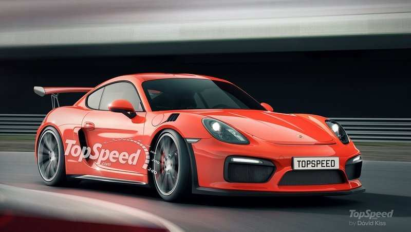 15 New 2020 Porsche Cayman Spesification