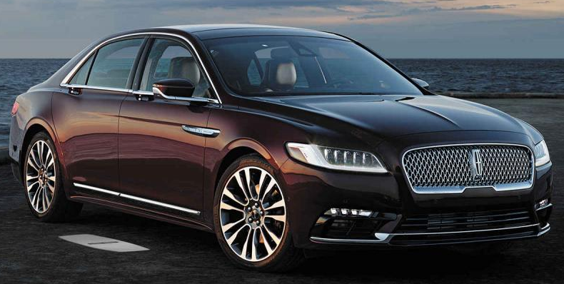 15 New 2020 The Lincoln Continental Ratings