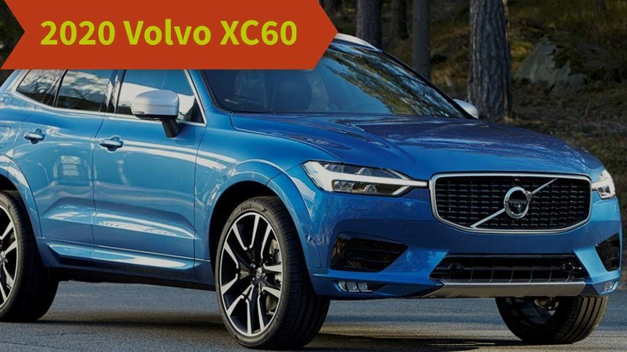 15 New 2020 Volvo XC60 Performance And New Engine