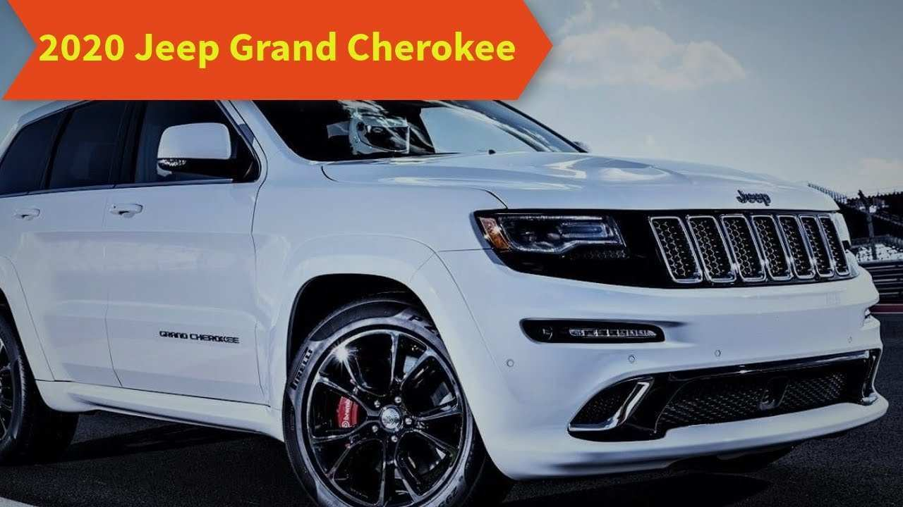 15 New Jeep Grand Cherokee 2020 Exterior And Interior