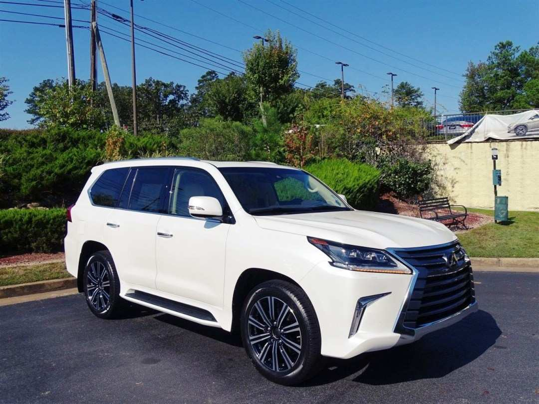 15 New Lexus Prado 2020 Spesification