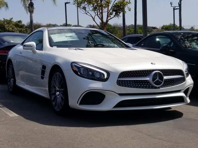15 New Mercedes Sl 2019 Release