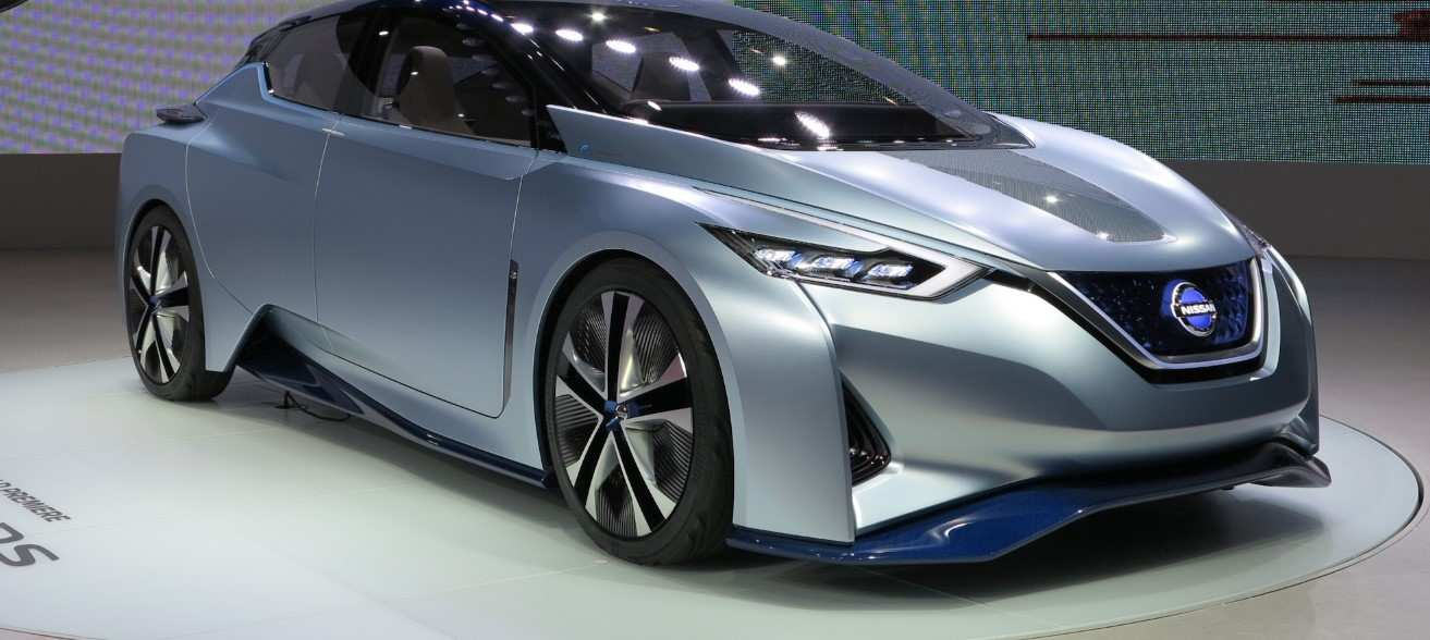 15 New Nissan Leaf 2020 Release Spy Shoot