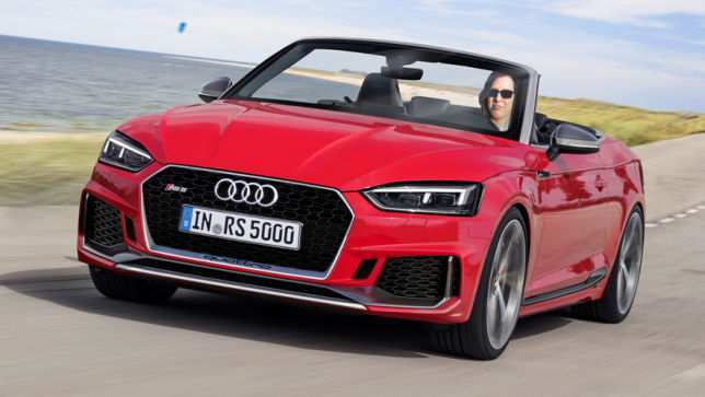 15 The 2019 Audi Rs5 Cabriolet Review And Release Date