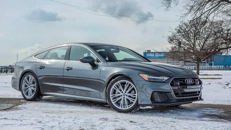 15 The 2019 Audi S7 First Drive