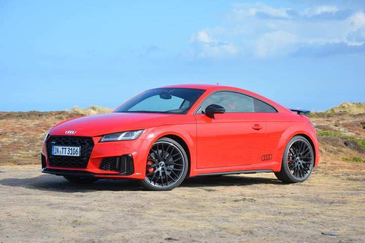 15 The 2019 Audi TTS Release