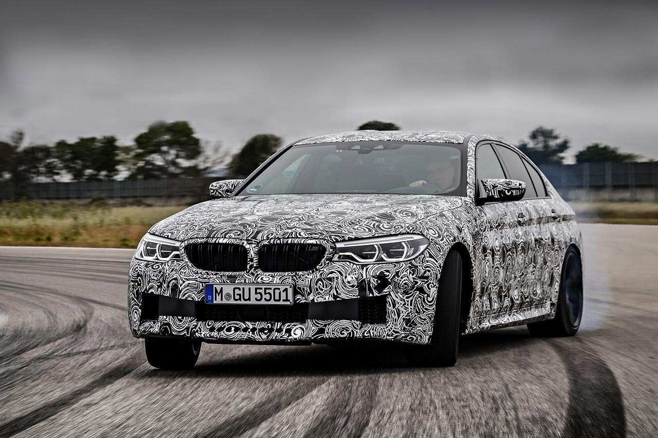 15 The 2019 BMW M5 Get New Engine System Specs And Review