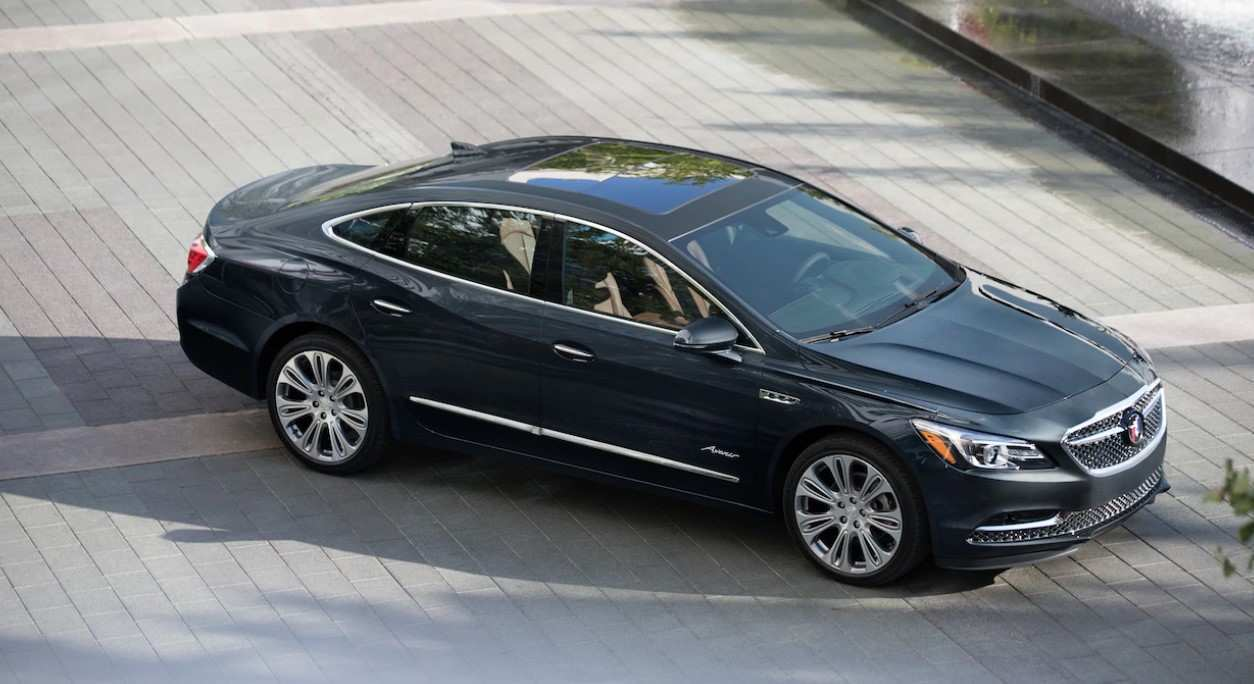 15 The 2019 Buick LaCrosses Review And Release Date