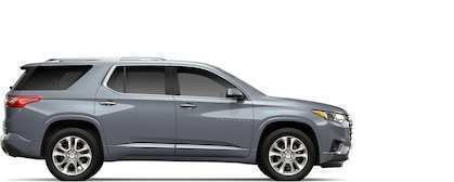 15 The 2019 Chevy Traverse Reviews