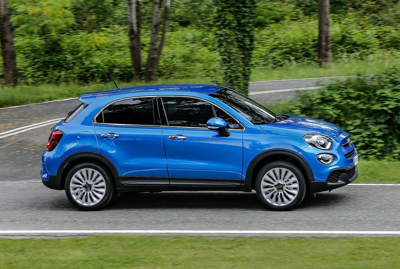 15 The 2019 Fiat 500X Configurations