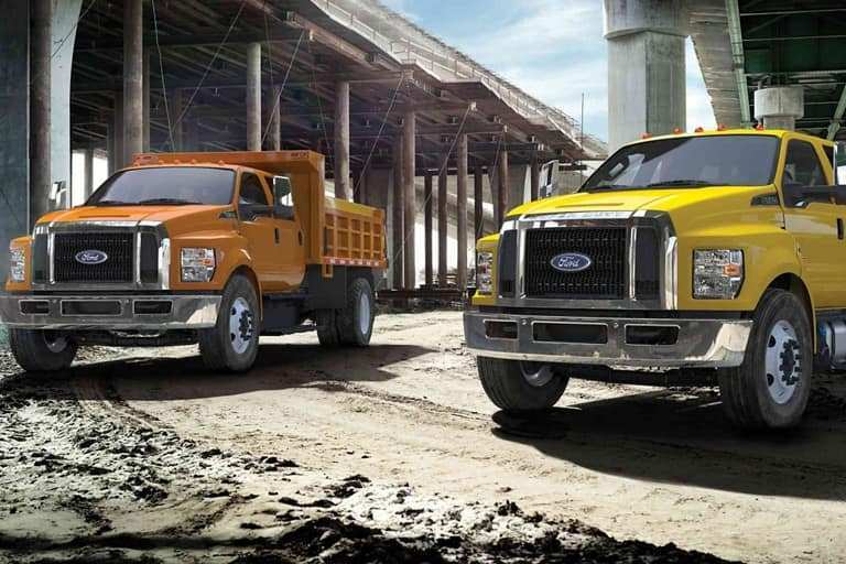 15 The 2019 Ford F 650 F 750 Exterior