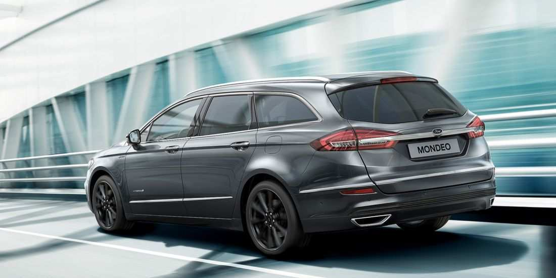15 The 2019 Ford Mondeo Vignale Engine