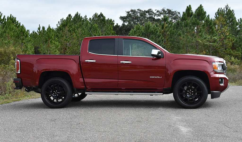15 The 2019 GMC Canyon Price And Release Date
